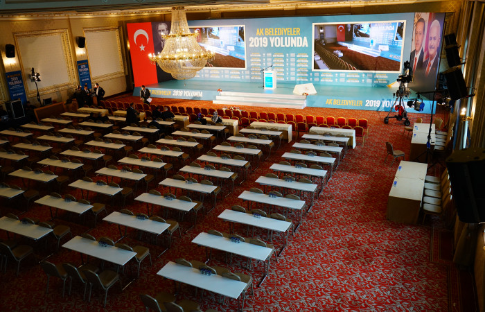 Local Governments Marmara Regional Meeting 2-3-4 March 2018