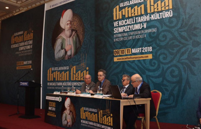International Orhan Gazi and Kocaeli Historical Culture Symposium -  09-10-11 March 2018