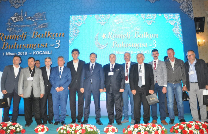 Rumeli Balkan associations meeting - 01.04.2018
