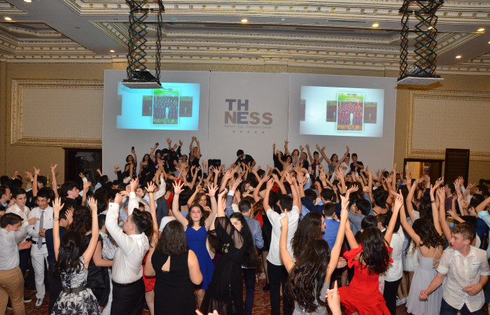 Uğur Mumcu Secondary School Graduation - 09.05.2018