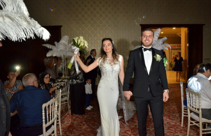 Dilan & Taner Sancak Wedding - 28.07.2018
