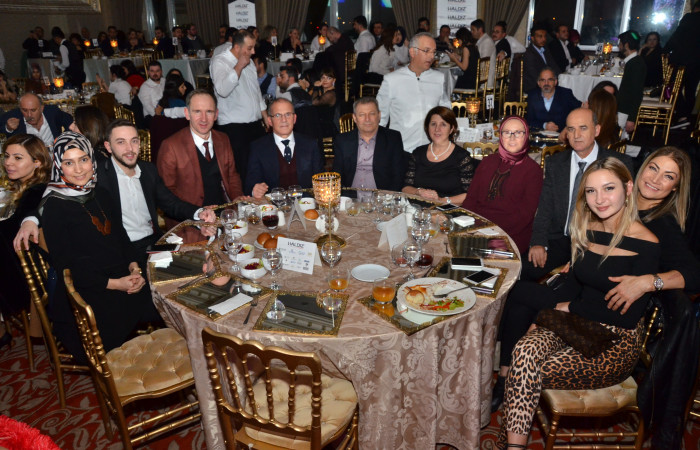 Chamber of Civil Engineers Kocaeli Branch Gala Dinner - 14.12.2018