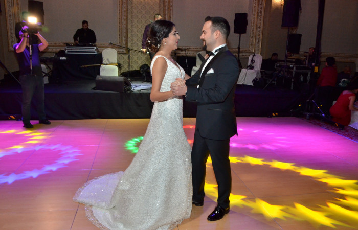 Suay & Çağatay Wedding - 24.01.2019